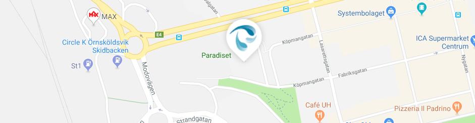 Paradisbadet Öppettider